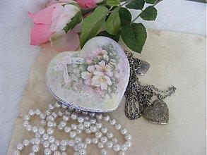 Krabičky - Romantic cuore ... - 3660321