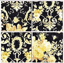 Úžitkový textil - Podložka pod pohár - 3660434