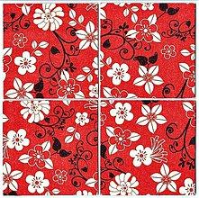 Úžitkový textil - Podložka pod pohár - 3661468