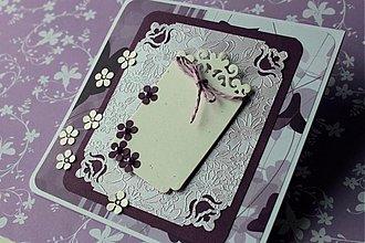 Papiernictvo - Pohľadnica k narodeninám pre dámu - 3662713