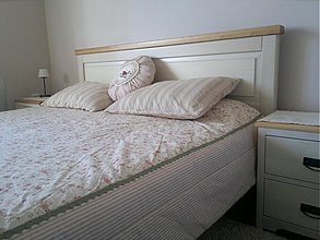 Úžitkový textil - Ustlané na kvetoch - 3666317