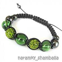 Náramky - Shamballa náramok - 3671741