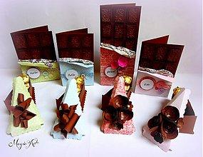 Papiernictvo - Rodinné puto spojené láskou k čokoládke :) - 3674113