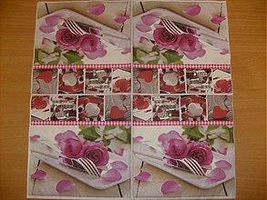 Papier - valentínska - 3676293