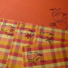Úžitkový textil - JARABÁČCI - prostírání - 3677742