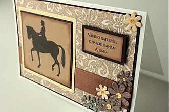 Papiernictvo - Narodeninová pohľadnica pre Zuzku II. - 3682301