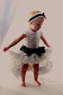Detské oblečenie - Sukienečka Anička - 3682603