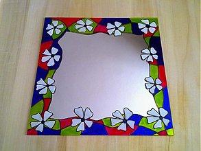 Zrkadlá - ZRKADLO---jarné - 368587