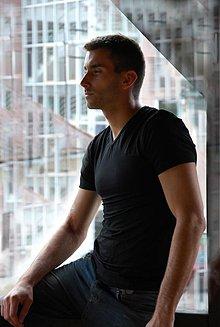 Oblečenie - Bambusové tričko pánske čierne - 3696025