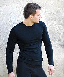 Oblečenie - Termo tričko z bambusu a POP - 3696163
