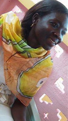 Šatky - YWON - ručne maľovaná hodvábna šatka. - 3697435