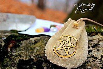 Iné doplnky - Amuletový meštek - Duchovné osvietenie - 3697811