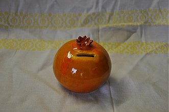 Dekorácie - Granátové jablko - 3698265