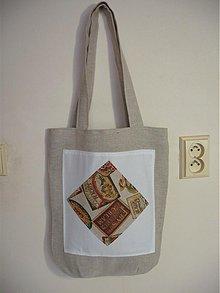 Nákupné tašky - Sindy - ekologická nákupna taška - 3704050