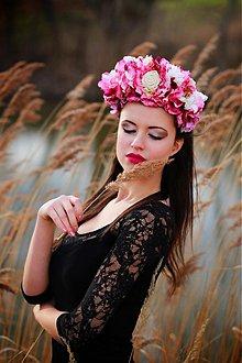 - ...zmes divých kvetov... (ružová) - 3704305