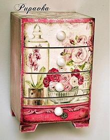 Krabičky - Maison de fleurs - 3705030