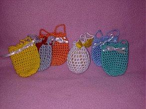Dekorácie - Háčkované a dozdobené návleky na vajíčka - 3705860