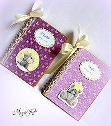 Papiernictvo - Medvedíkové sestričky - 3706878