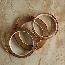 Farby-laky - Medená páska na cínovanie - 1 m - 3716179