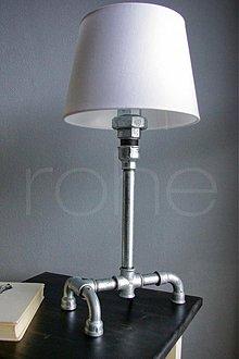 Svietidlá a sviečky - industriálna lampa Atina - 3723398