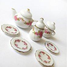 Polotovary - Dolly Porcelain (/ nekompletná sada) - 3724174