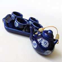 Polotovary - Dolly Porcelain (/ DarkBlue) - 3724230