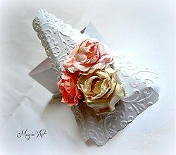 Darčeky pre svadobčanov - Nežná pochúťka... - 3735492