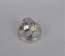 Prstene - Čipkované šťastie - 3735975