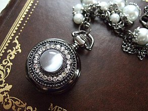 Náhrdelníky - old time watch - 378167