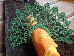 Úžitkový textil - Stojan na servítky - 392867
