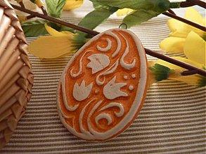 Dekorácie - Veľkonočné vajíčko - 399139