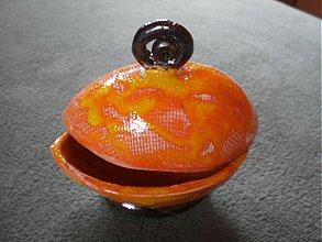 Krabičky - Šperkovnička -vajíčko - 407541