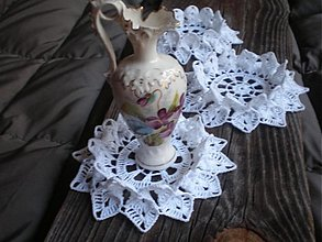 Úžitkový textil - Pod poháre - 412519
