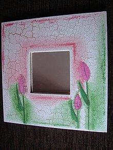 Zrkadlá - tulipány - 41405