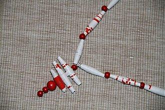Kurzy - šperk z papiera - 415388
