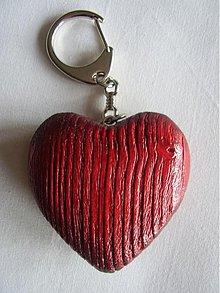 Kľúčenky - Srdce - 420936