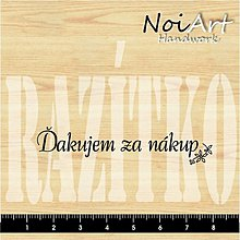 Nezaradené - Razítko - 430345