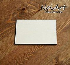 Materiál ručne robený - Tabuľka - predloha na ďalšiu tvorbu - 446881