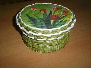 Košíky - šperkovnička - 45134