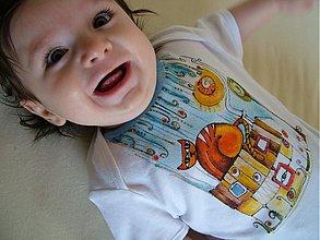 Detské oblečenie - Mačička Micka - 461260