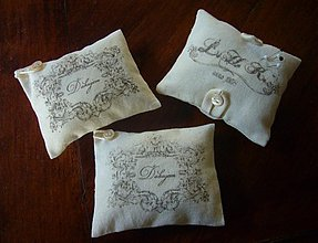 Úžitkový textil - vankúšikové - 464459