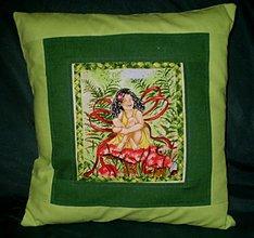 Úžitkový textil - Lúčna víla - 46981