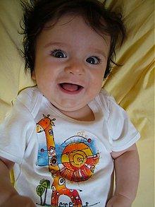 Detské oblečenie - Žirafka - 473267