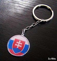 Kľúčenky - Slovenský znak - 478892