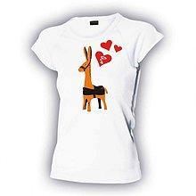 Tričká - Nerozhodná lama - 479600