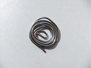 Suroviny - Bezolovnatý cín so striebrom, priemer 2 mm, 10g - 488553