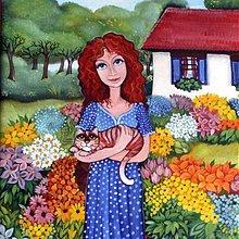 Grafika - Zahrada snů - 493264