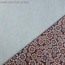 Textil - Ronar FIX LUX- vlizelín - 495038