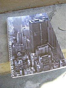 Papiernictvo - Spomienky na New York - 503386