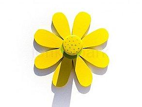 Nábytok - vešiak kvetinka - 507843